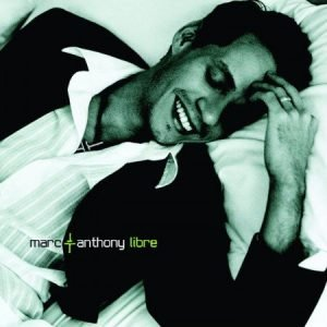 Álbum Marc Anthony Libre