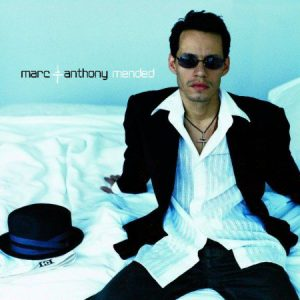 Álbum Marc Anthony Mended