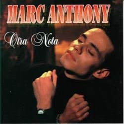 Álbum Marc Anthony Otra Nota